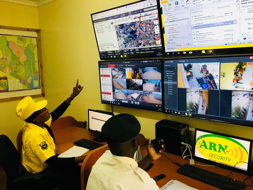 arn cctv systems installation monitoring and maintenance